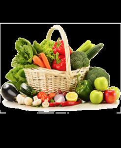 Перење на овошје и зеленчук